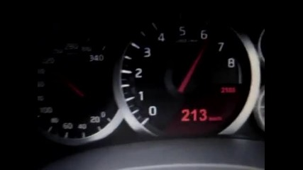 Модефициран Nissan Gtr hits 385km-h and blows up - 240mph Gtr