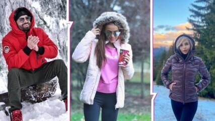 Зимна почивка в България? Популярните българи, които откриха сезона по родните ски курорти
