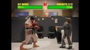 Chicken Robot Office Mortal Kombat