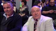 Dancing Stars - Ивайло Караньотов и Ал. Балкански подкрепят Антон и Дорина (22.05.2014г.)