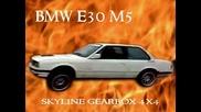 Bmw e30 M5 turbo skyline 1000+ hp