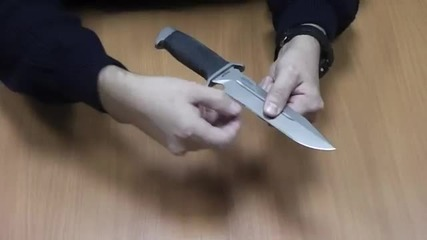 Нож Катран Мелита-к