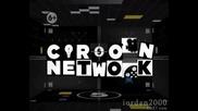 Cartoon Network празнично кино България — реклама за 2012г. - 2013г.