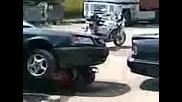 Кола Върху Мотор 2