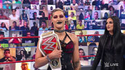 Charlotte Flair and Rhea Ripley set the stage for their rematch: Raw, June 21, 2021
