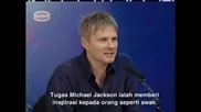 Малоазийският  Michael Jackson