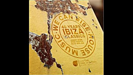 We Can Rise House Music - 40 Years Ibiza Classics - Guest Mix Paul Stoker #19