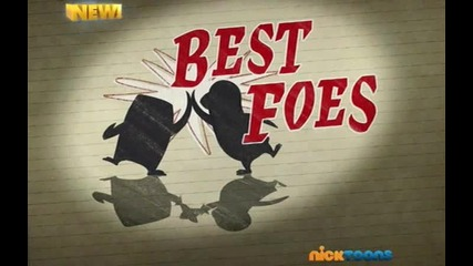 The Penguins of Madagascar - Best foes