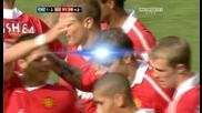 Димитър Бербатов Вкарва на Челси за 1:3