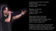 Aca Lukas - Zbog jedne divne crne zene - (Audio - Live)