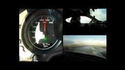 Вижте как ускоряват едни от най-бързите автомобили...