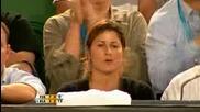 Australian Open 2008 : Федерер - Блейк