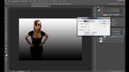Уроки Фотошопa – Эффект распада в фотошопе