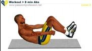 Упражнения за корем- Level 2