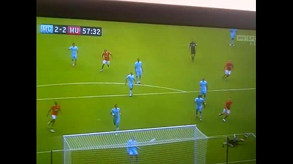 Luis Nani 1st Goal Fa Community Shield 2011 7th August vs Manchester City]