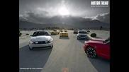 Italianska gonka - Mustang Gt vs Dodge Challenger