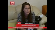 Деница Гаджева помогна за втори път на многодетно семейство, 16.05.2014г.