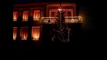 Тържественно откриване на Коледната елха в с.дондуково 2011