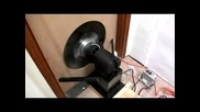 Rotary Subwoofer - Worlds Lowest Freq Subwoofer.flv