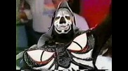 Wcw Saturday Night - Крис Джерико срещу Ла Парка (1996)