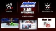 3 Superstars, 1 Goal - Wwe Smackdown Slam of the Week 6/6