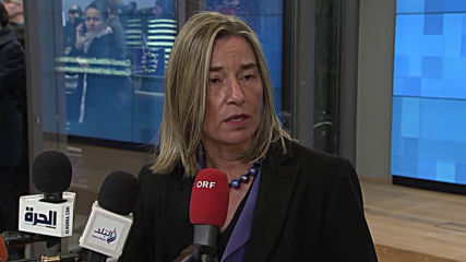 Belgium: New sanctions on Russia possible in coming weeks – EU's Mogherini
