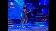 Нора пя просто невероятно днес!!! - music idol 2 - 07.04.08 GQ