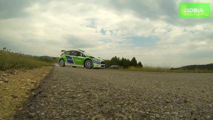 Globul Rally Team представят Ford Fiesta R5 Racing Car