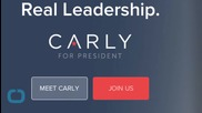 Former HP CEO Carly Fiorina Announces Presidential Bid on 'GMA'