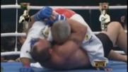 Джудист срещу боксов шампион - битката не продължава дълго