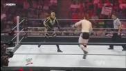 Wwe Finishers - Sheamus's Brogue Kick