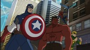 Ultimate Spider-man: Web-warriors - 3x24 - Contest of Champions, Part 2