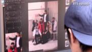 Episode Bts Puma Advertising photo shooting behind