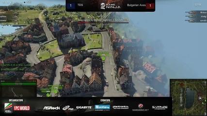 Game Ninja: Wot 3vs3 Bulgarian Axes vs Tds игра 3