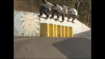 Chocolate Skateboarding Team