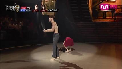 최수진 윤나라 시즌2 Skinny Love 댄싱9 시즌3 1화