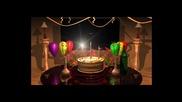 Честит рожден ден (на корейски)