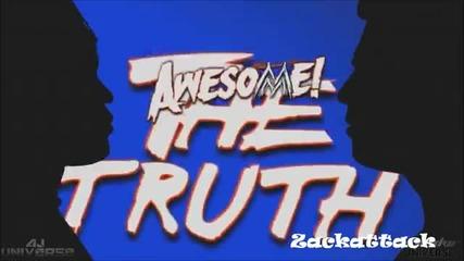 Wwe The Miz _ R-truth ll The Awesome truth titantron + Theme