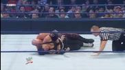 Smackdown 2009/07/10 Jeff hardy vs Kane