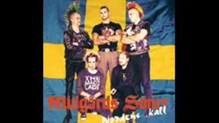 Midgards Soner - Av Is Och Eld