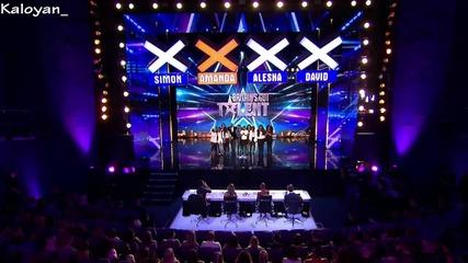 Тези певци ще ви откраднат сърцето - Britain's Got Talent