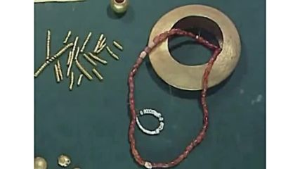 Най-старото обработено злато - Във Варна, Добрич или Пазарджик