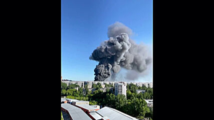 Russia: Dozens injured in Novosibirsk gas station explosion