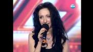 Момичето разтърси всички!! X Factor