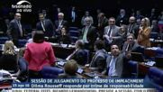Brazil: Verbal blows traded in Senate as Rousseff's impeachment trial kicks off