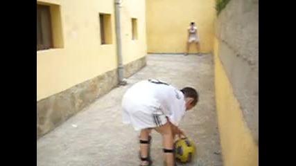 Penalty kick -real Madrid vs Juventus 3:1