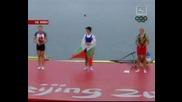 Румяна Неикова - Олимпиисни Шампион Пекин 2008