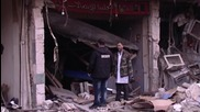 Syria: Aftermath of deadly Damascus blast that killed 83 shows huge damage