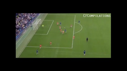 Didier Drogba - The Best Striker In The World