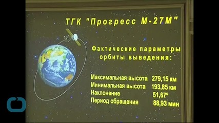 Russian Spacecraft Expected to Enter Atmosphere Tonight